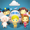 Click here to play Airport Rush