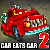 Click here to play Car Eats Car 2 Deluxe