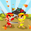 Click here to play Golden Ninja