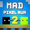 Click here to play Mad Pixel Run 2