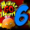 Click here to play Monkey GO Happy 6