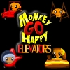 Click here to play Monkey GO Happy - Elevators