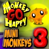 Click here to play Monkey GO Happy Mini Monkeys 3