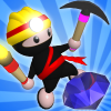 Click here to play Ninja Miner