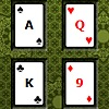 Click here to play Poker Square Solitaire