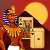 Click here to play Pyramid Solitaire: Ancient Egypt