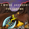 Click here to play Tower Defence The Canyon